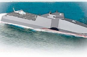 Littoral Combat Ship (LCS) Pictures - General Dynamics Design