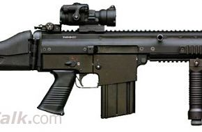 FN SCAR - Special Forces Combat Assault Rifle (USA / Belgium)