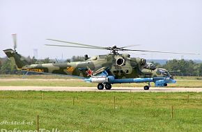 MAKS 2005 Air Show - Mi 24 @ The Moscow Air Show - Zhukovsky