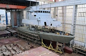 FGS Braunschweig during construction