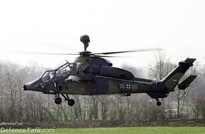 Tiger Attack Helicopter