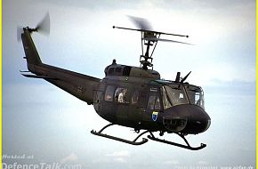 UH-1D Light Utility Helicopter