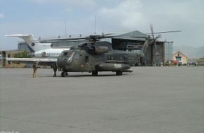 CH-53GS in Afghanistan
