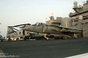 Bright Star Exercise 2005 - AV-8B Harrier