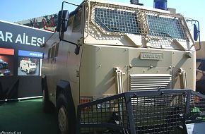 Armored Internal Security Vehicle / IDEF 05