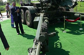 T-155 PANTER / IDEF 2005 - Land Weapon Systems