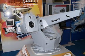 Stabilised Machine Gun / IDEF 2005 - Land Weapon Systems