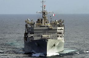 Malabar 2005 Naval Exercise - USNS Bridge