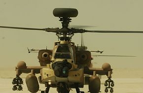 Israeli Air Force - AH-64 Apache Longbow