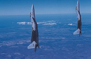 Israel Air Force (IAF) - F-15 Fighter Jet