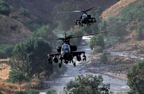 Israeli Air Force - AH-64 Apache