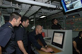 Destined Glory 2005 - Spanish / Italian Navy sailors