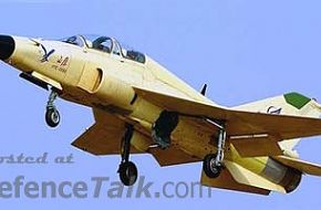 JL-9 (FTC-2000) Advanced trainer