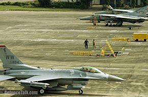 Cope India 2005 - F-16 Fighting Falcon
