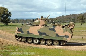 Australian Army's upgraded M113AS4 vehicle trials