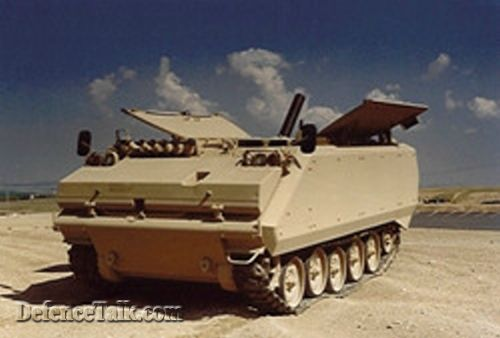 120 mm MORTAR VEHICLE WITH TDA 2R2M