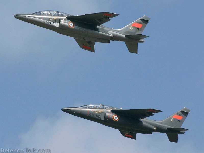 Alphajet French Air Force