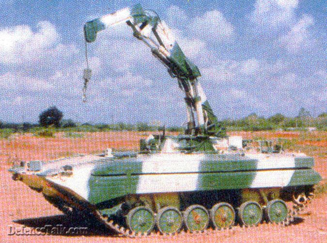 Armoured Vehicle Tracked Light Repair