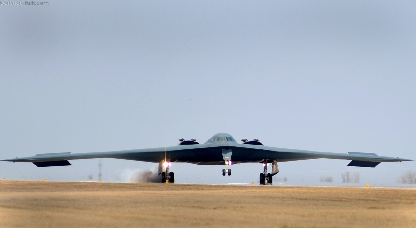 B-2 enforces no-fly zone over Libya