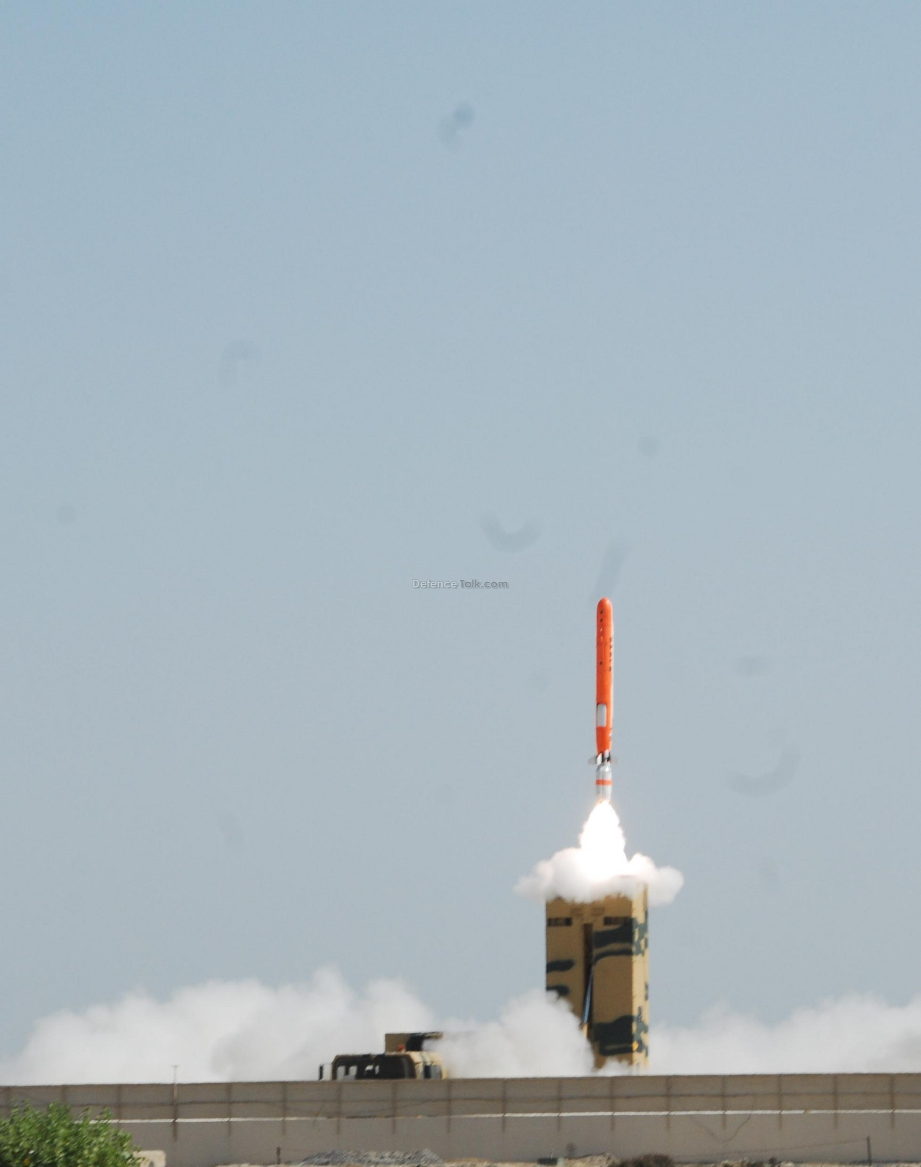 Babur Cruise missile Test - Pakistan