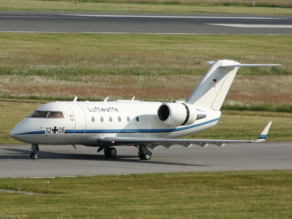 CL-601 Challenger Germany Air Force