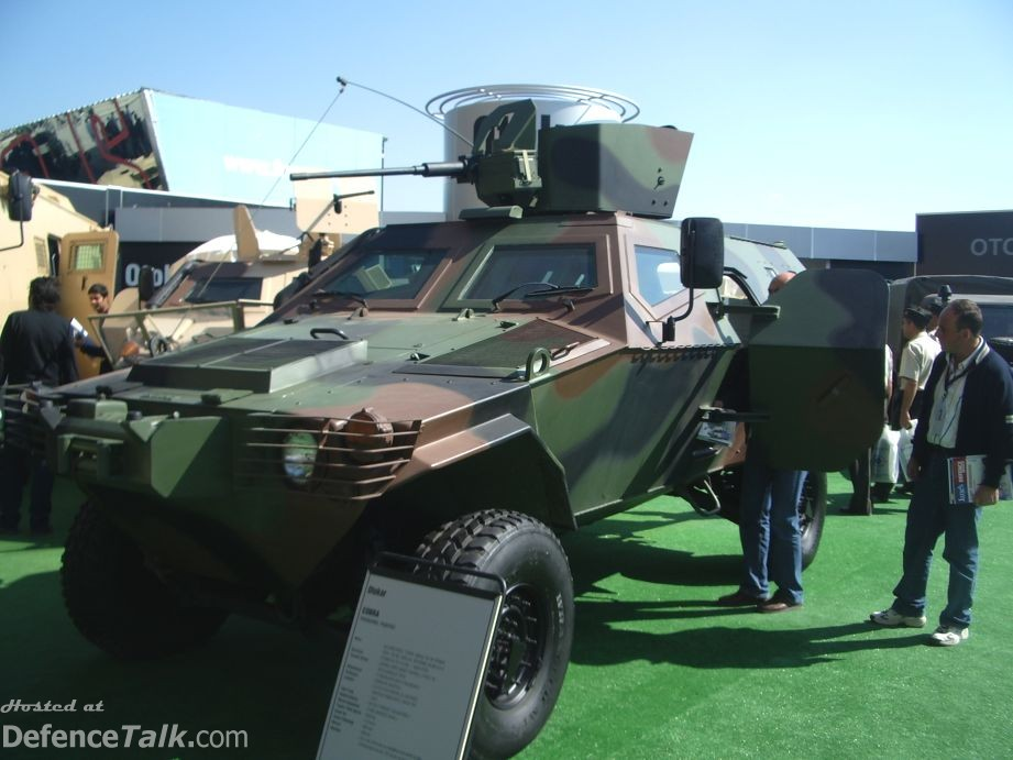 Cobra Open Turret Personnel Carrier / IDEF 05