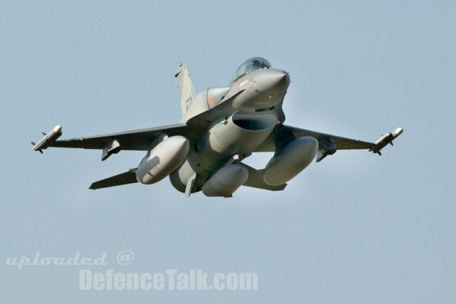 F-16 Block 52+ Hellenic Air Force