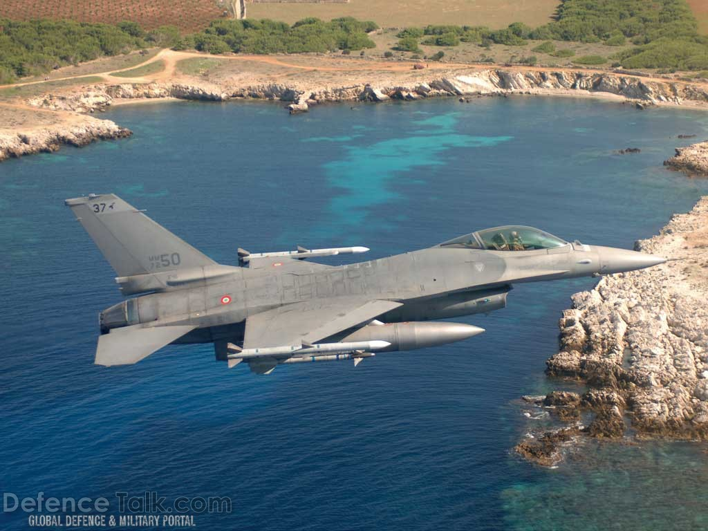 F16 - Italian Air Force