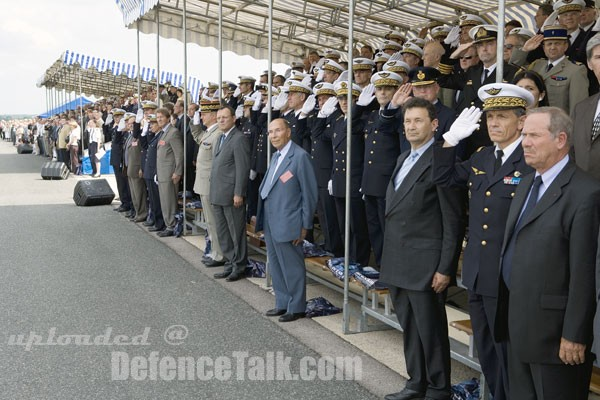 First Rafale Squadron - French Air Force Ceremony | DefenceTalk Forum
