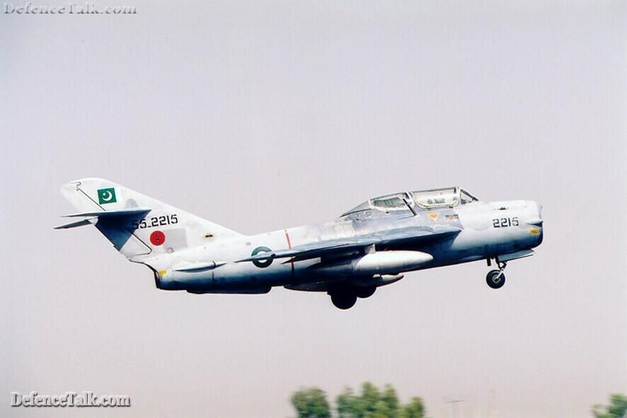 FT-5 - Two Seat Jet Trainer