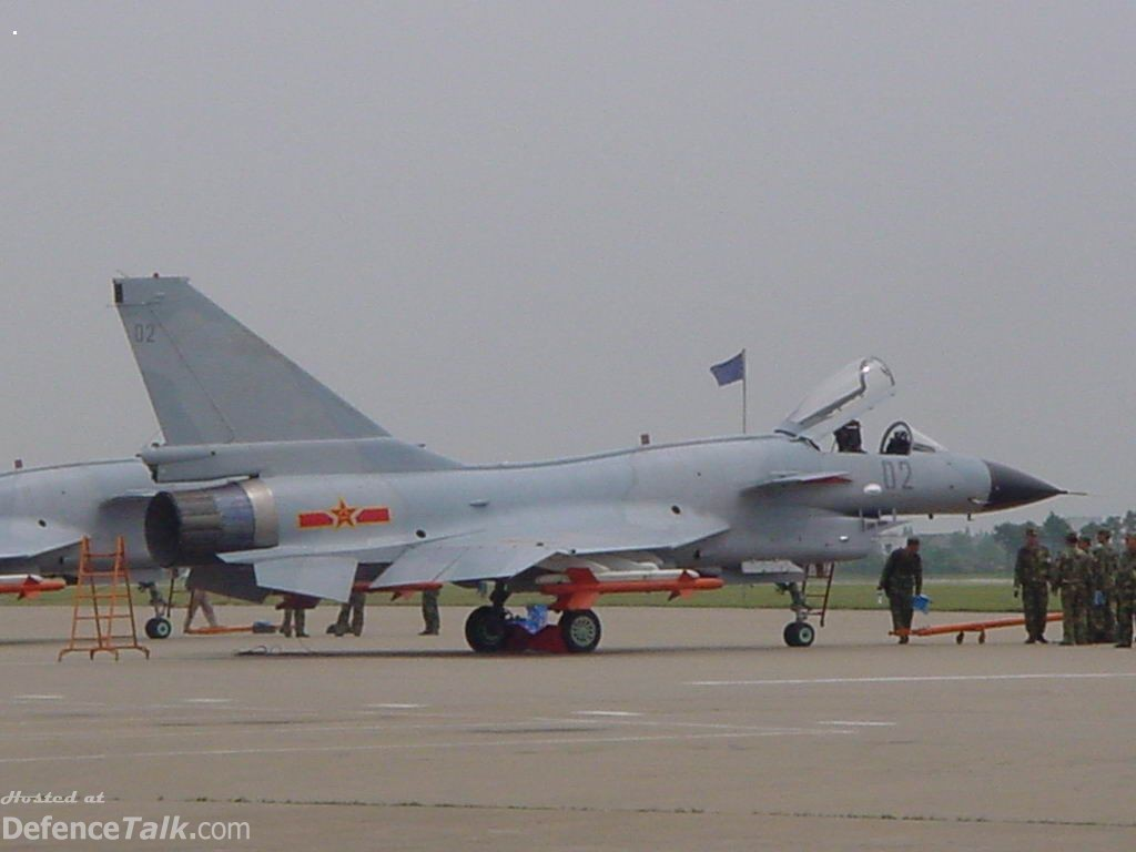 J-10 Multi Role Fighter/Bomber