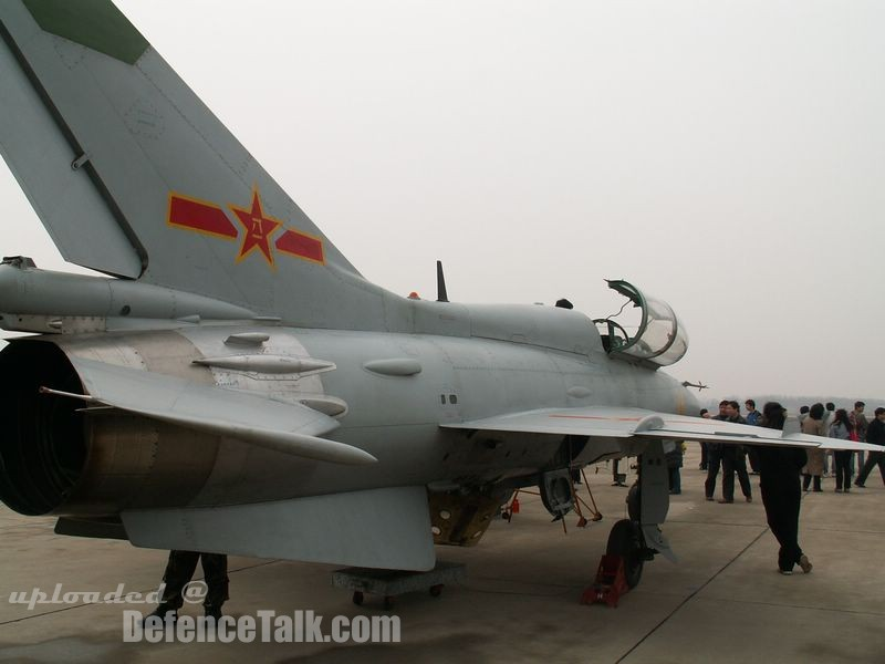 JJ-7 - People's Liberation Army Air Force
