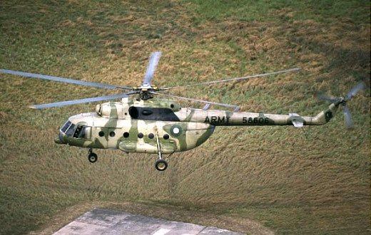 Mi-17 -Heavy Transport