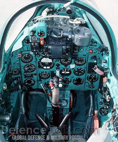 MIG 29 cockpit - Slovak Air Force | DefenceTalk Forum