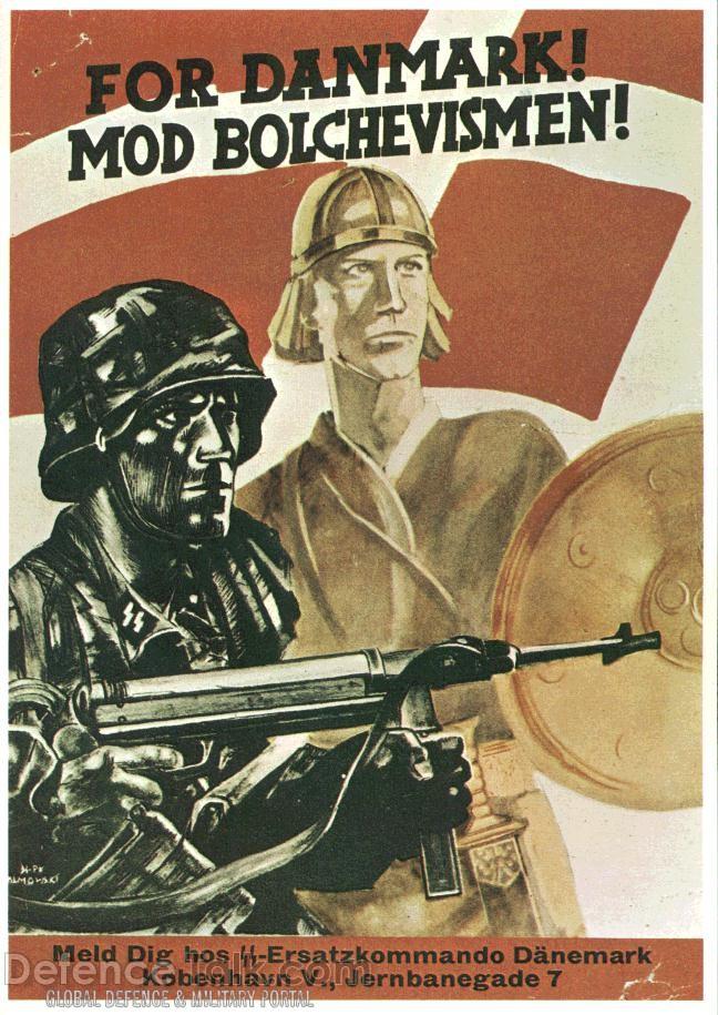 Nazi Propaganda Poster - World War II | DefenceTalk Forum