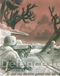 Nazi Propaganda Poster - World War II
