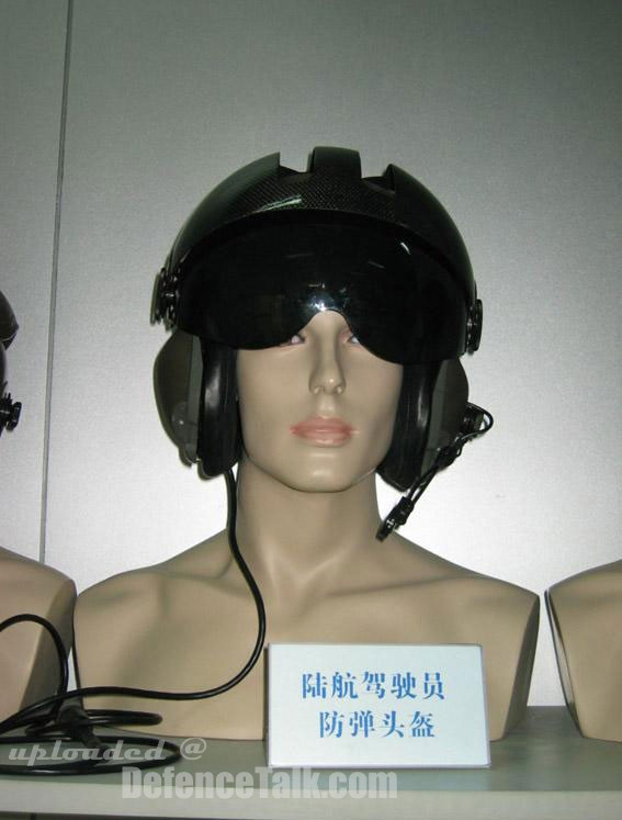 New helmets for PLA