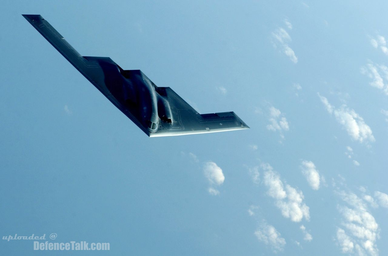 operation iraqi freedom b 2 spirit stealth bomber us air force
