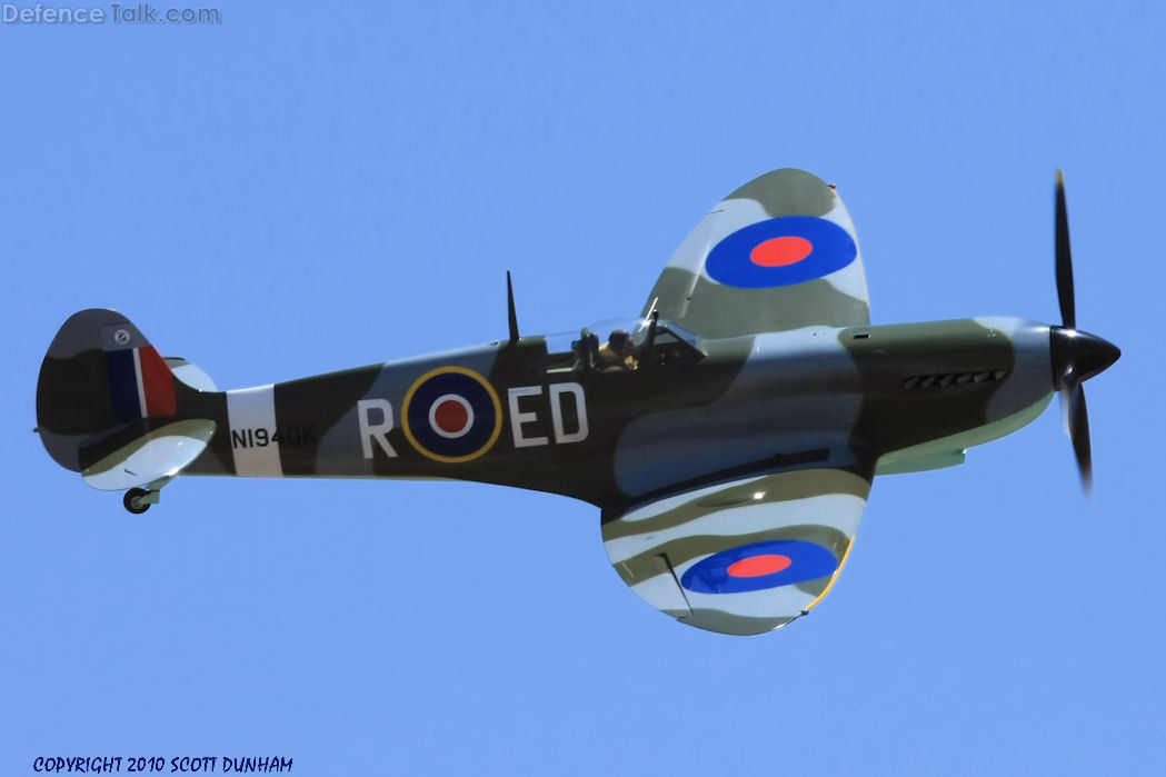 RAF Hawker Hurricane Fighter