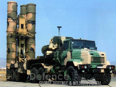 S-300 LR SAM - People's Liberation Army