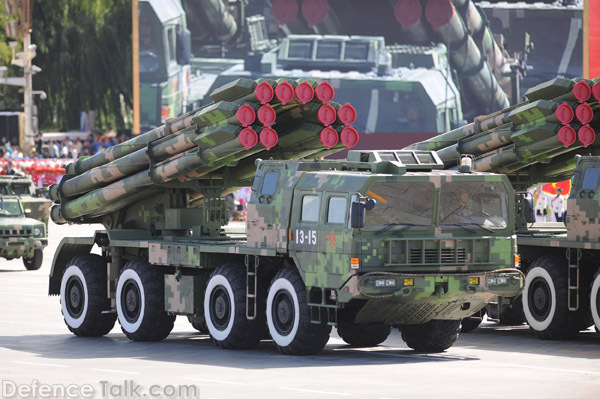 Surface to Air Missiles - China - PLA