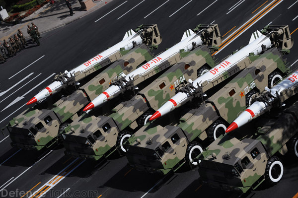Surface-to-surface missiles - China - PLA