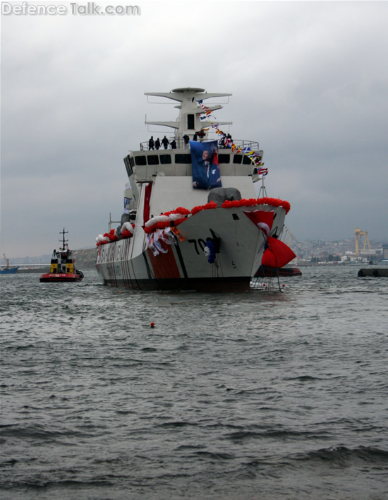 TCSG Guven Coast Guard S&R