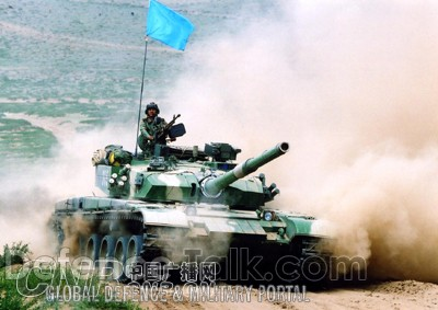 TYPE-99 MBT - People's Liberation Army