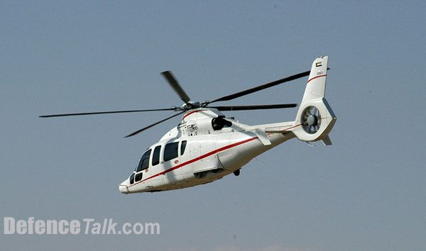 UAE Royal Family - Eurocopter Dauphin