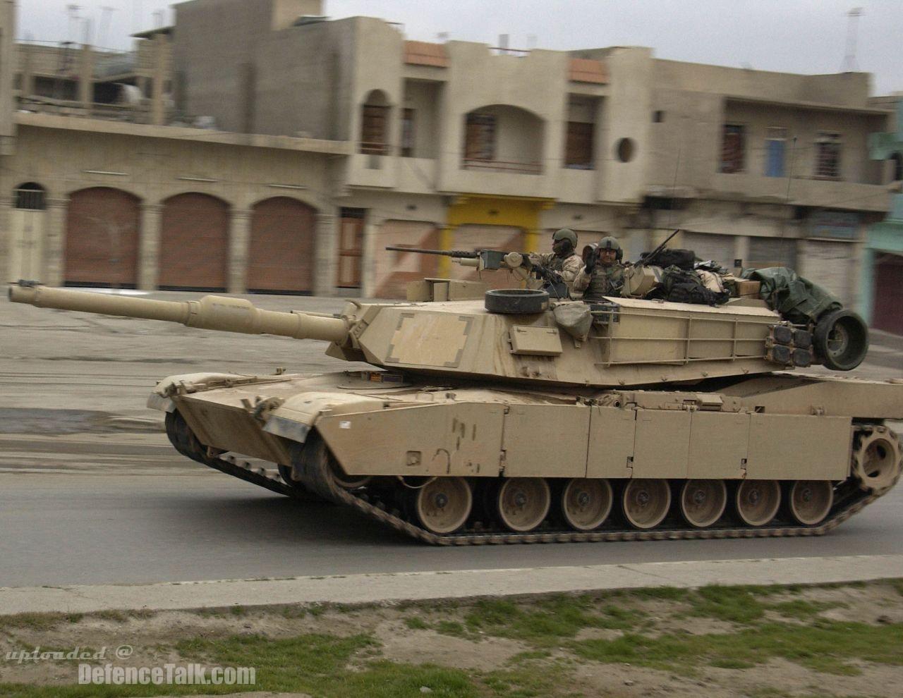 f033ed7a0600cf US Army - M1A1 Abrams Main Battle Tank   DefenceTalk Forum