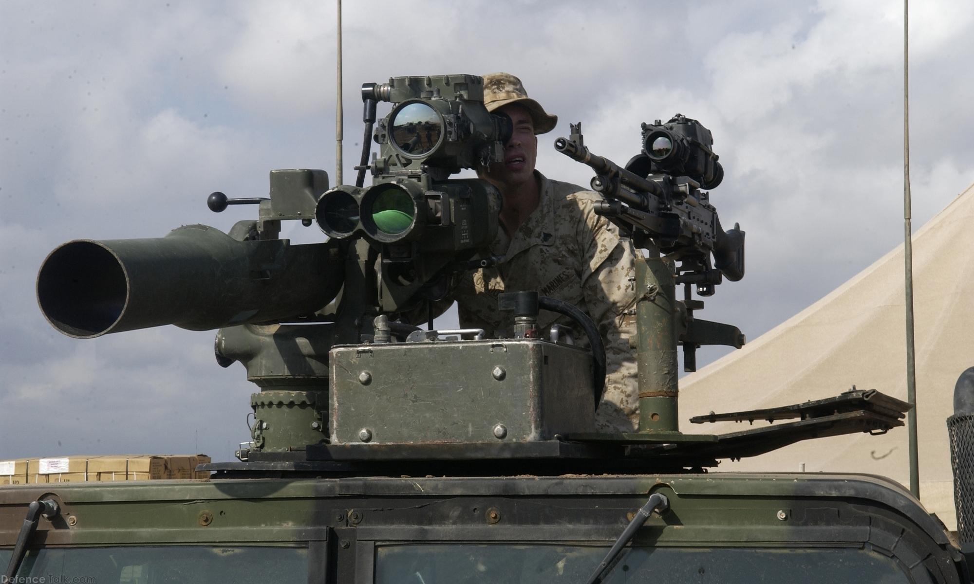 US Army M220 TOW Missile | DefenceTalk Forum