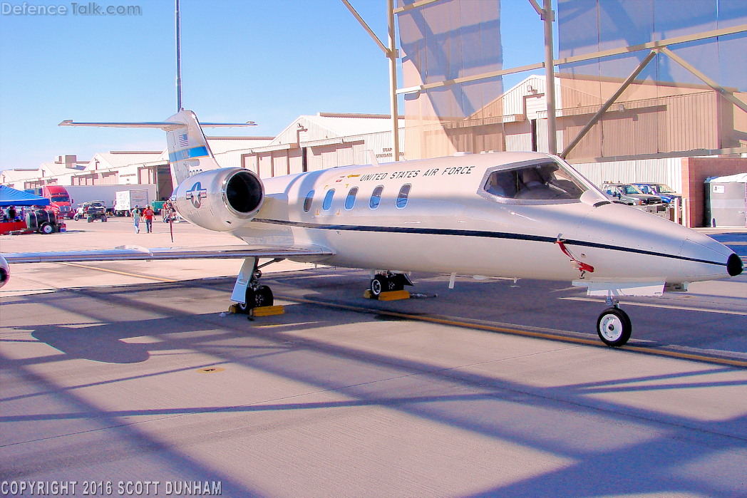 USAF C-21A Learjet Executive Transport