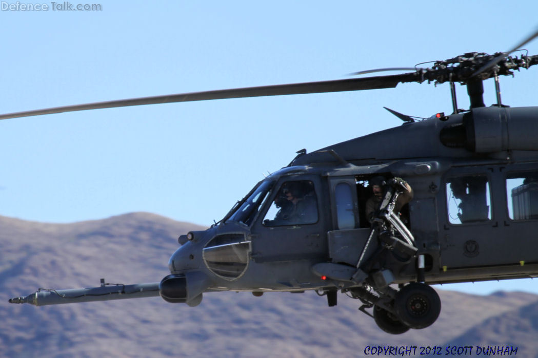 USAF HH-60 Pave Hawk Helicopter