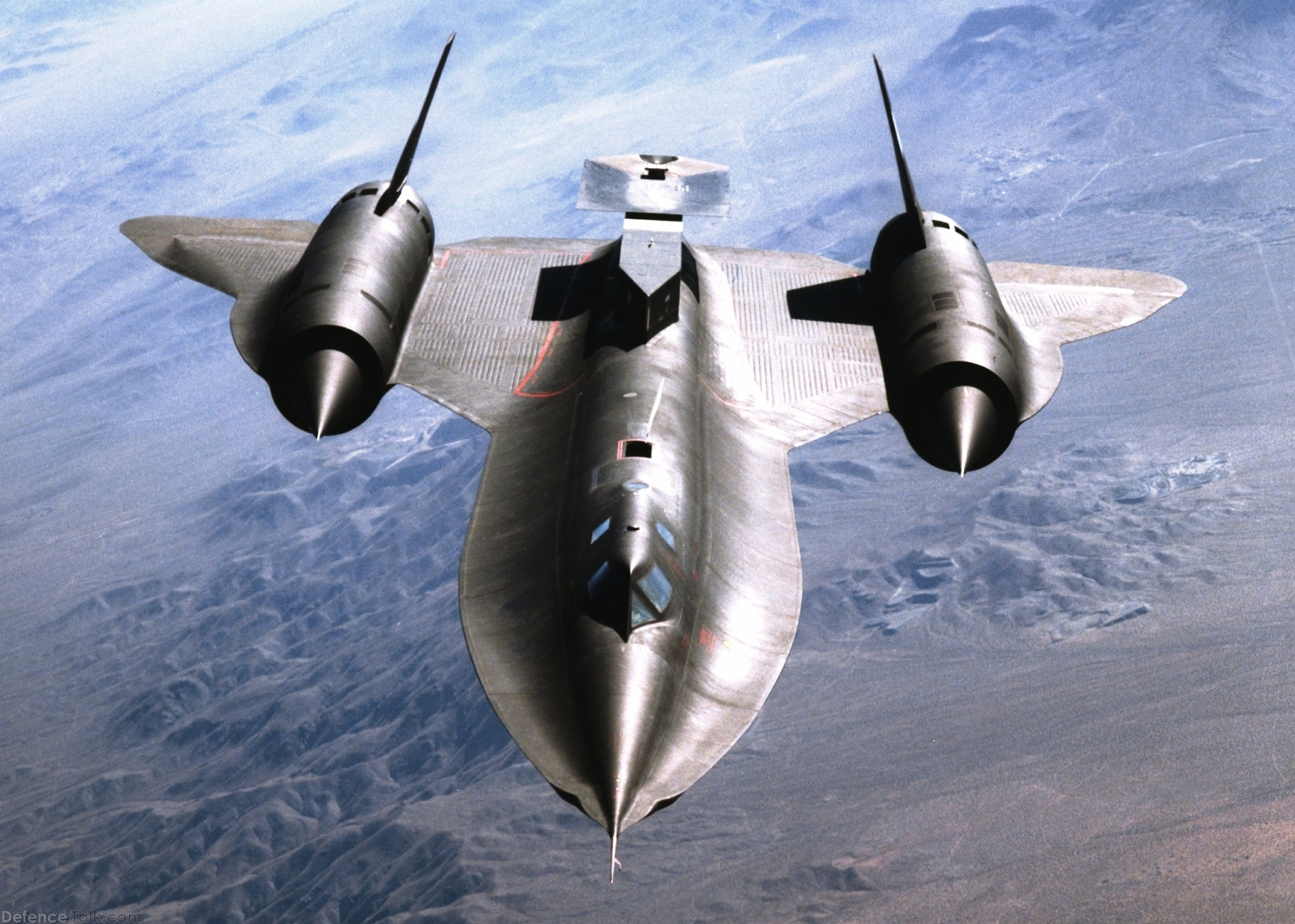 USAF/NASA SR-71A Blackbird